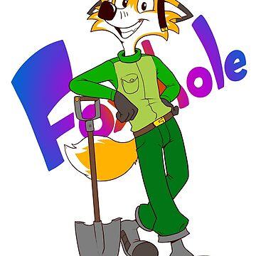 Foxhole Shirt - Walter by Dawmino
