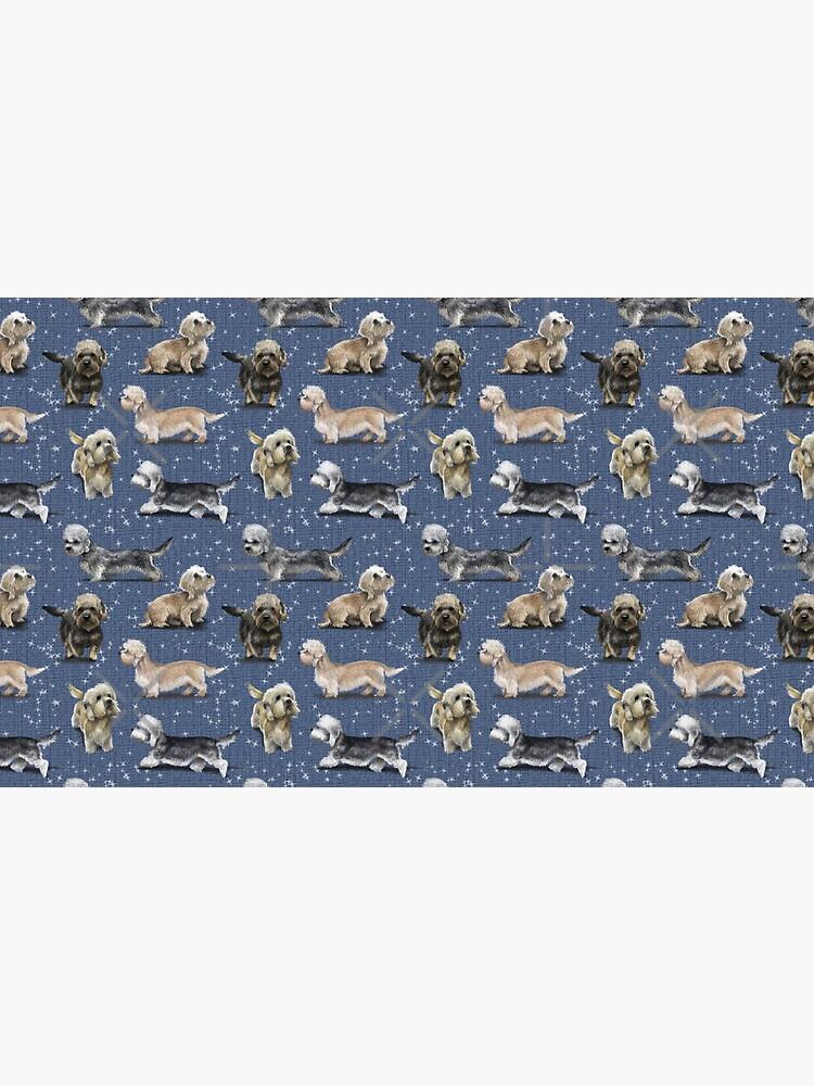The Dandie Dinmont Terrier by elspethrose