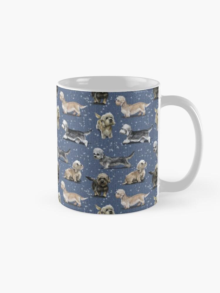 Alternate view of The Dandie Dinmont Terrier Mug