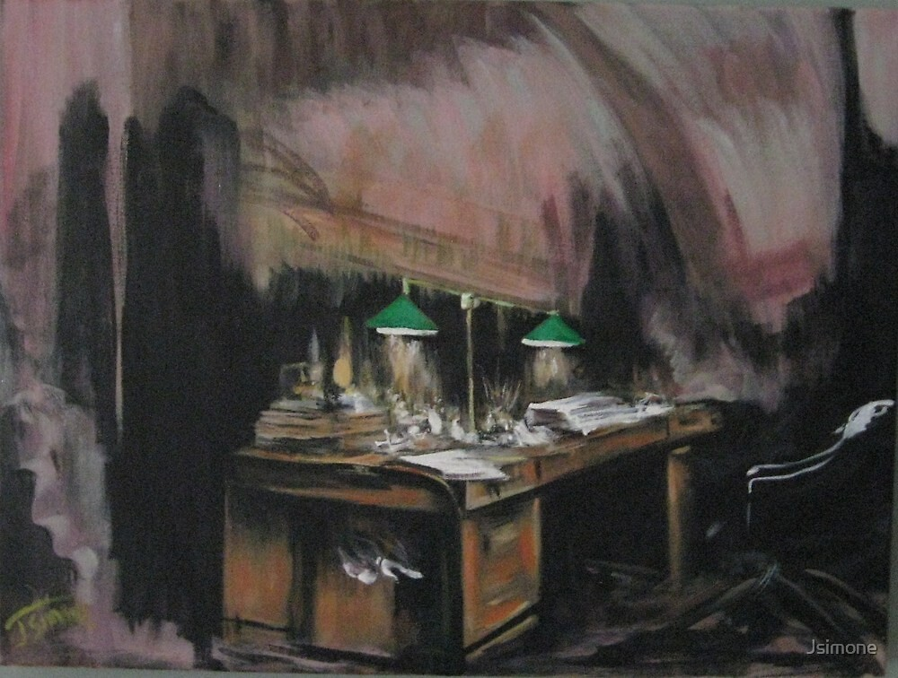 The Jury is Back, 1946, by Goodman by Jsimone