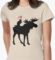 Oh Canada ! Women's Fitted T-Shirt