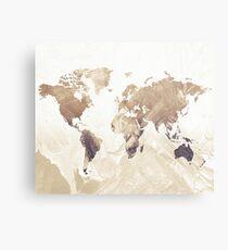 MAP-Freedom vibes worldwide  III Metal Print