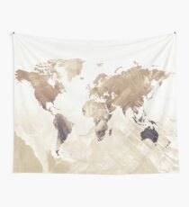 MAP-Freedom vibes worldwide  III Wall Tapestry