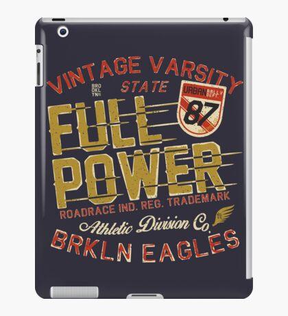 Full Power Brooklyn Eagles iPad Case/Skin