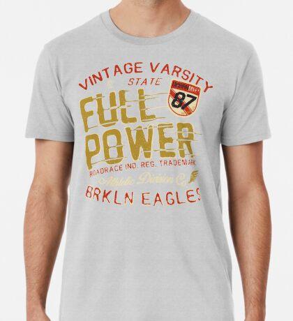 Full Power Brooklyn Eagles Premium T-Shirt