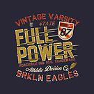 Full Power Brooklyn Eagles by Chocodole