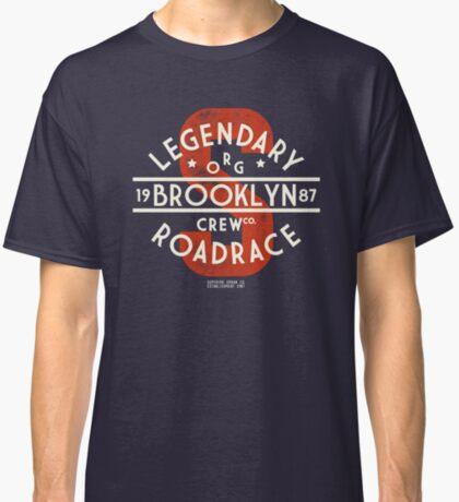 Vintage Legendary Brooklyn Road Race Classic T-Shirt