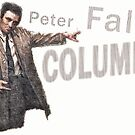 Columbo cool Cop 70ties von coolArtGermany