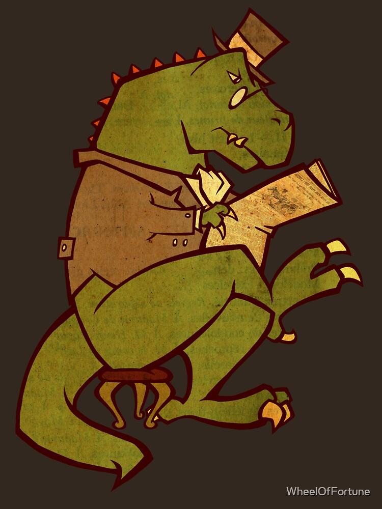 Gentleman T-Rex | Unisex T-Shirt