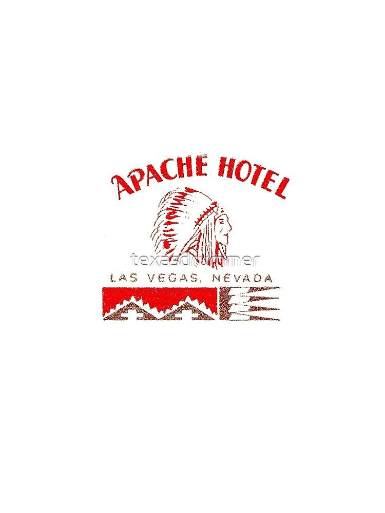 Apache Hotel by texasdrummer