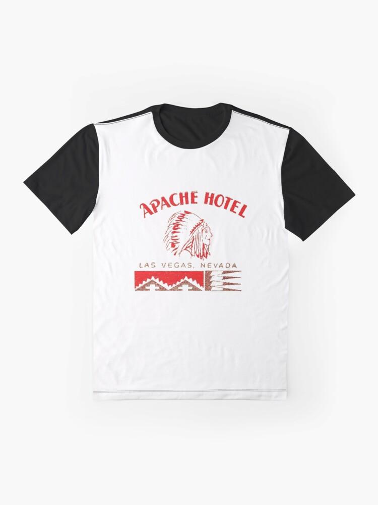 Alternate view of Apache Hotel Graphic T-Shirt