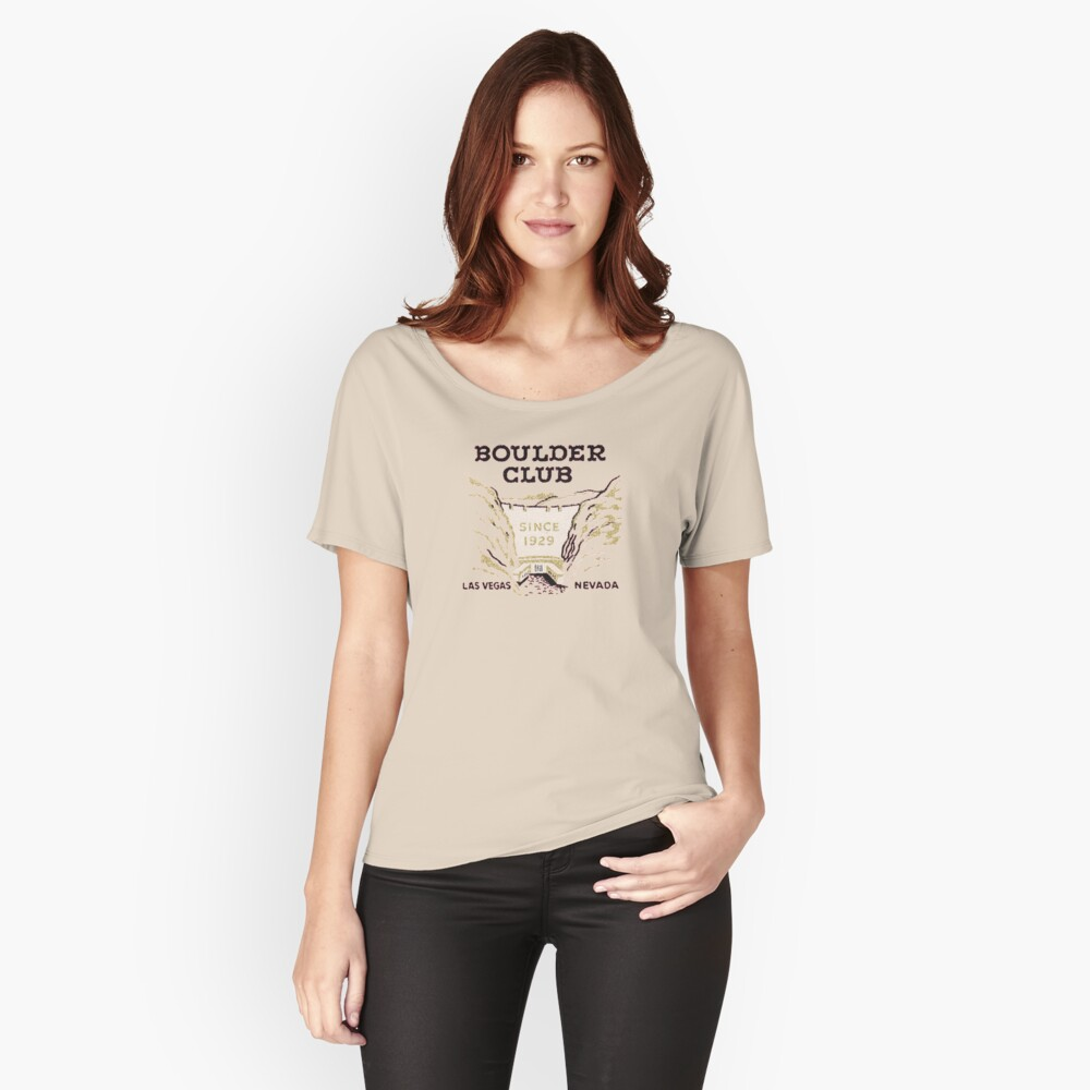 Boulder Club Relaxed Fit T-Shirt