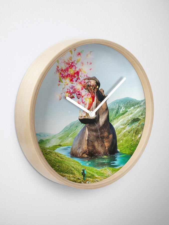 Alternate view of From Within Clock