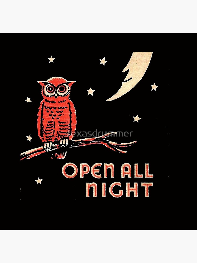 Open All Night by texasdrummer