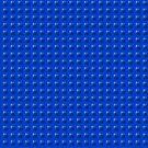 Chrome Ball Blue by RicksPix