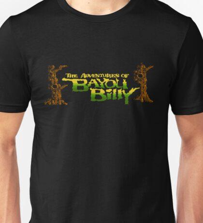 Bayou Billy - Splash Screen - NES T-Shirt