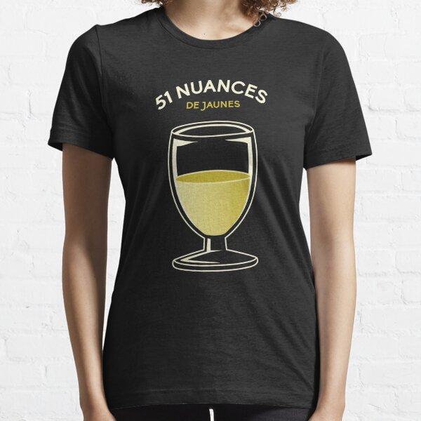 51 nuances de jaunes Essential T-Shirt