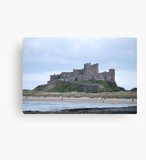 Bamburgh Castle  Canvas Print