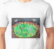 Footy at the MCG Unisex T-Shirt