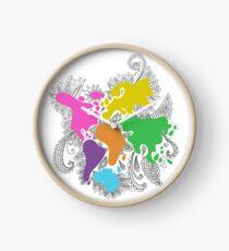 Mundo mágico Reloj