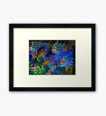Intoxication Framed Print