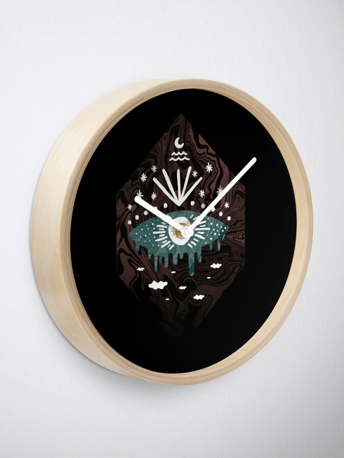 Alternate view of Oversight Clock