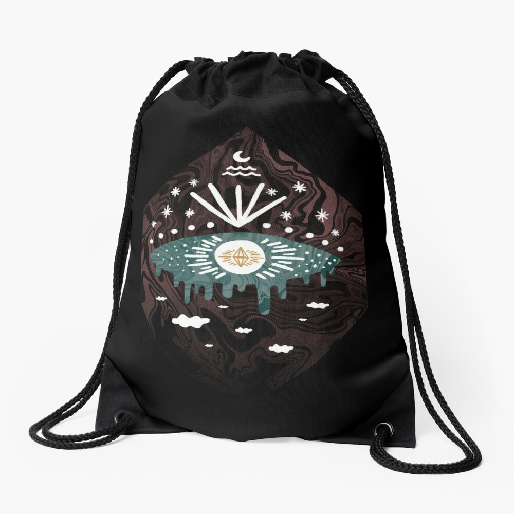 Oversight Drawstring Bag