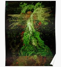 STP Screen Transfer Process - 0173 - Termite Mound 2 Poster