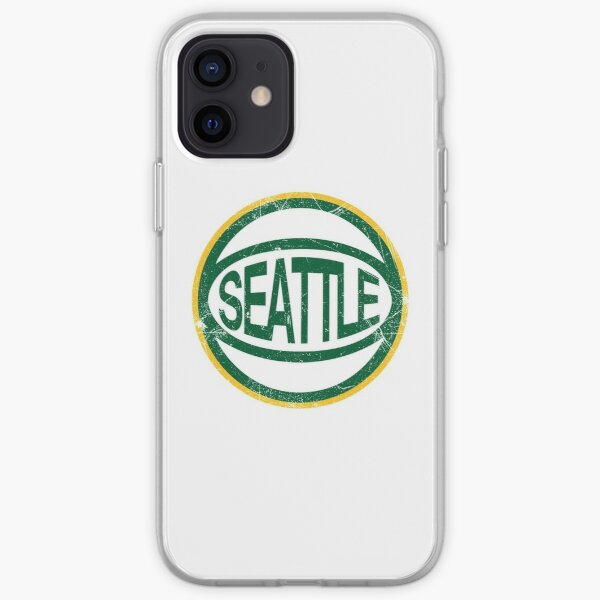 Seattle Supersonics iPhone cases & covers   Redbubble