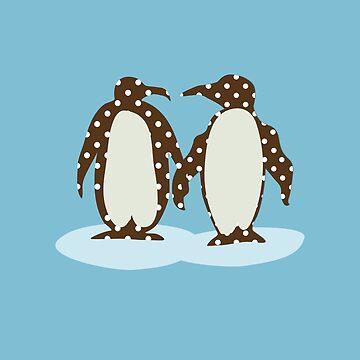 Best Friend Penguins by Antepara