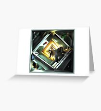Ecce Homo 97 - Inception Greeting Card