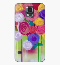 Chantilly (cropped detail) Case/Skin for Samsung Galaxy