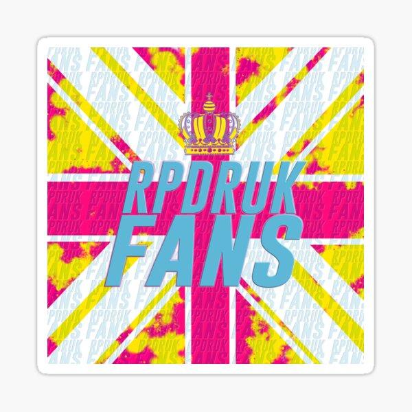 Drag Race UK Fans Sticker