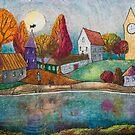 October by Elena Adam
