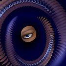 Blue Eyed Illusion by Ann Morgan