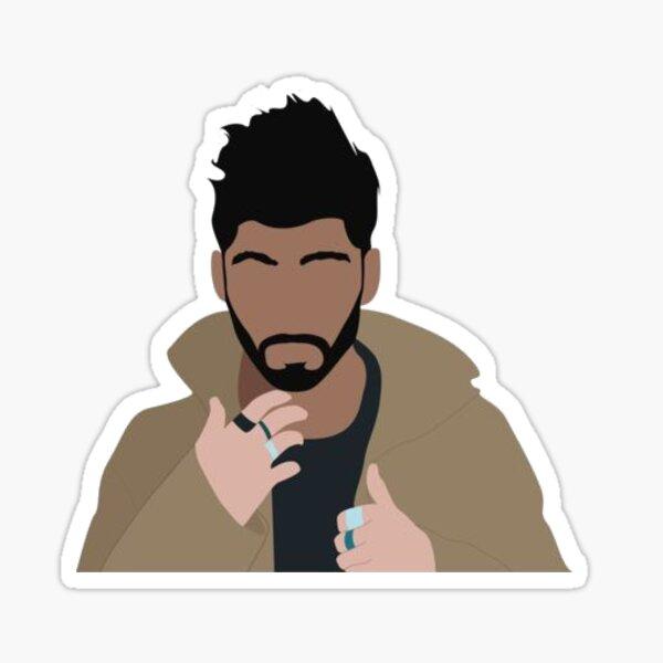 zayn Sticker