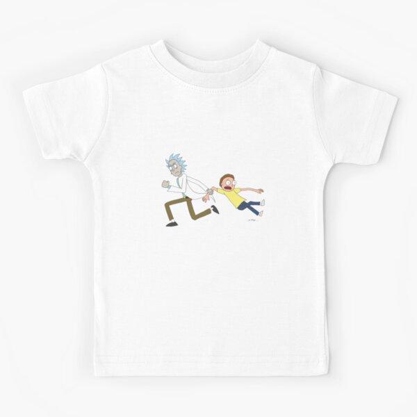 Rick and Morty™ Run Kids T-Shirt