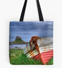 The Castle & The Boat Tote Bag