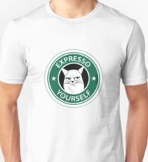 Expresso yourself Slim Fit T-Shirt