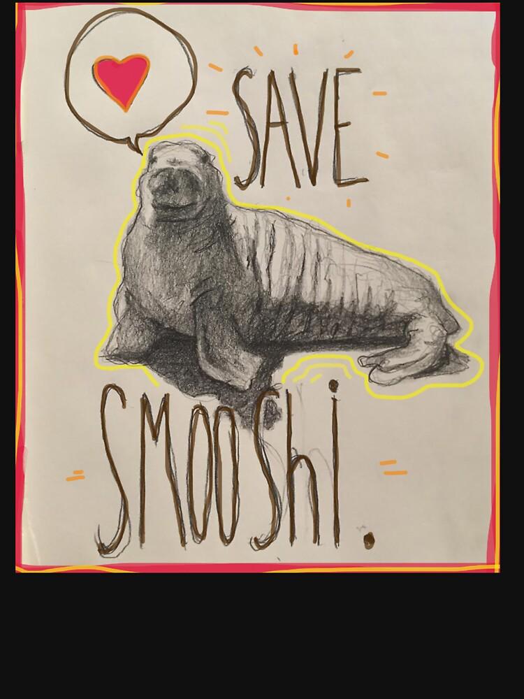 Save Smooshi by RadGroovy