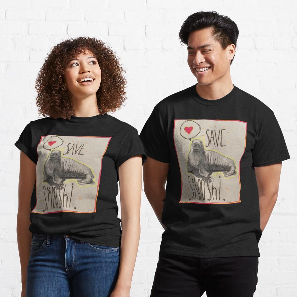 Save Smooshi Classic T-Shirt