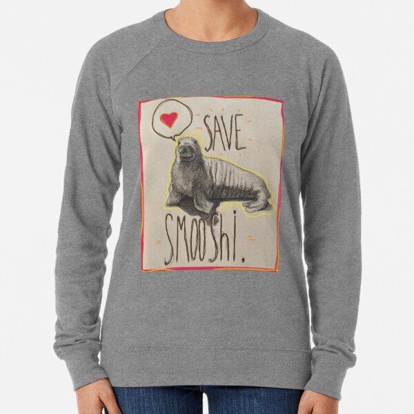 Save Smooshi Lightweight Sweatshirt