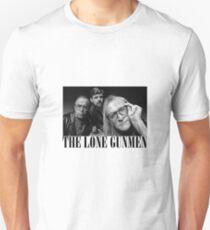 The Lone Gunmen (X-Files) Grunge Style Shirt T-Shirt