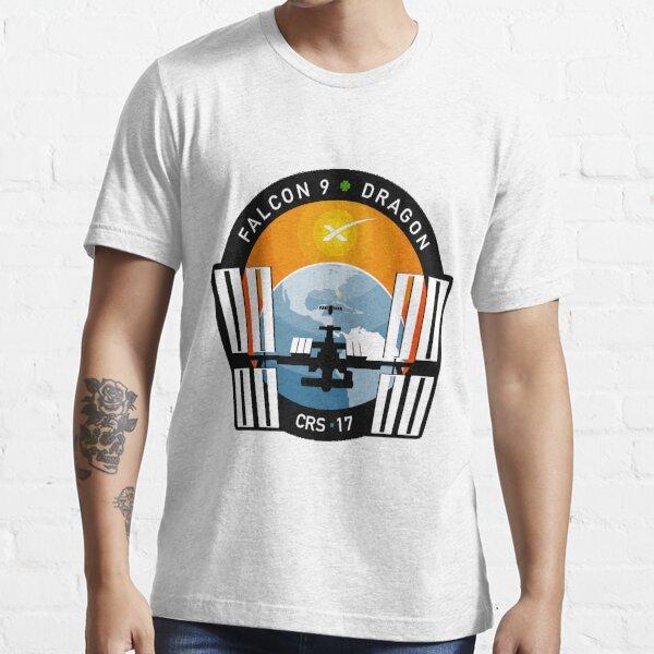CRS-17 Mission Patch Essential T-Shirt