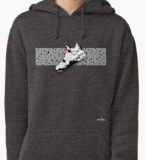 8-bit basketball shoe 4 T-shirt Pullover Hoodie