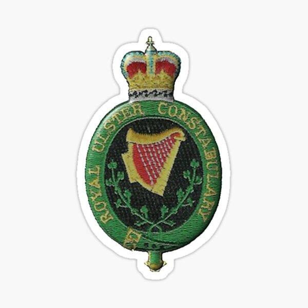 Royal Ulster Constabulary  Sticker