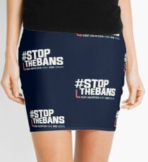 Stoppt die Verbote und den Protest gegen die Rechte der Frauen Minirock