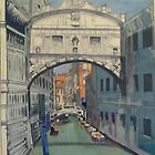 Bridge of sighs by David Phillips