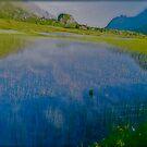 Fairy  -  tale  blue & verdure  landscape . My ..❤‿❤  Norway. Lofots. by Brown Sugar . Favorites: 4 Views: 357. Thx!+ by © Andrzej Goszcz,M.D. Ph.D