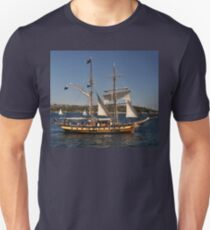 Windeward Bound, Sydney Harbour, Australia 2013 Unisex T-Shirt